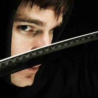 Audible sharpness:  swords and sounds