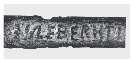 Ulfbehrt signature