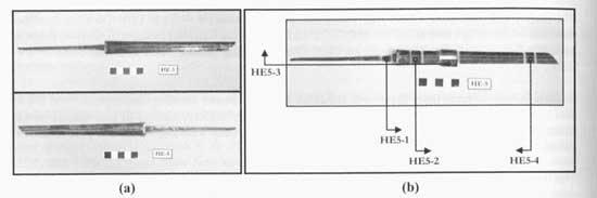 Ayalla blade part
