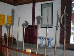 Chinese polearms