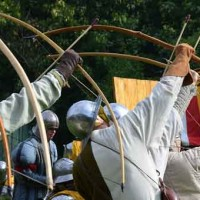 Let Fly!  A debate on the effectiveness of the English longbow