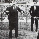 Last epee duel in France fought in 1967, recorded on film