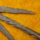 Oddities of archery:  Medieval arrowheads with twisted sockets