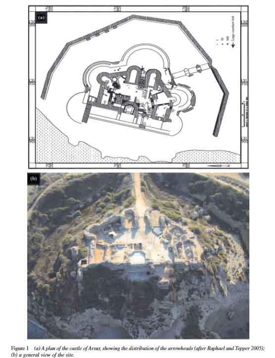 Castle Arsuf