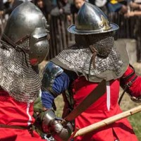 Fact-checking fight-books: comparing historic injury patterns to strikes in modern European sword arts