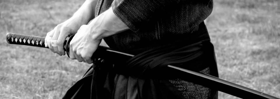 A quick look at Tenshinryu iaido, the quick-draw of a very long blade